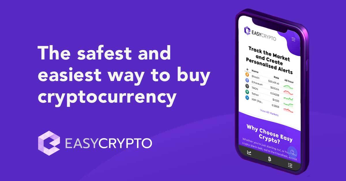 Easy Crypto Broker